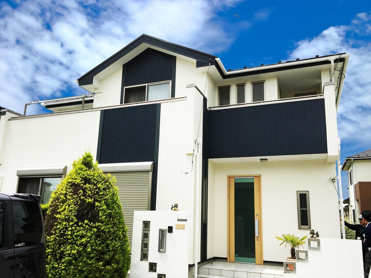 屋根・外壁塗装 加須市