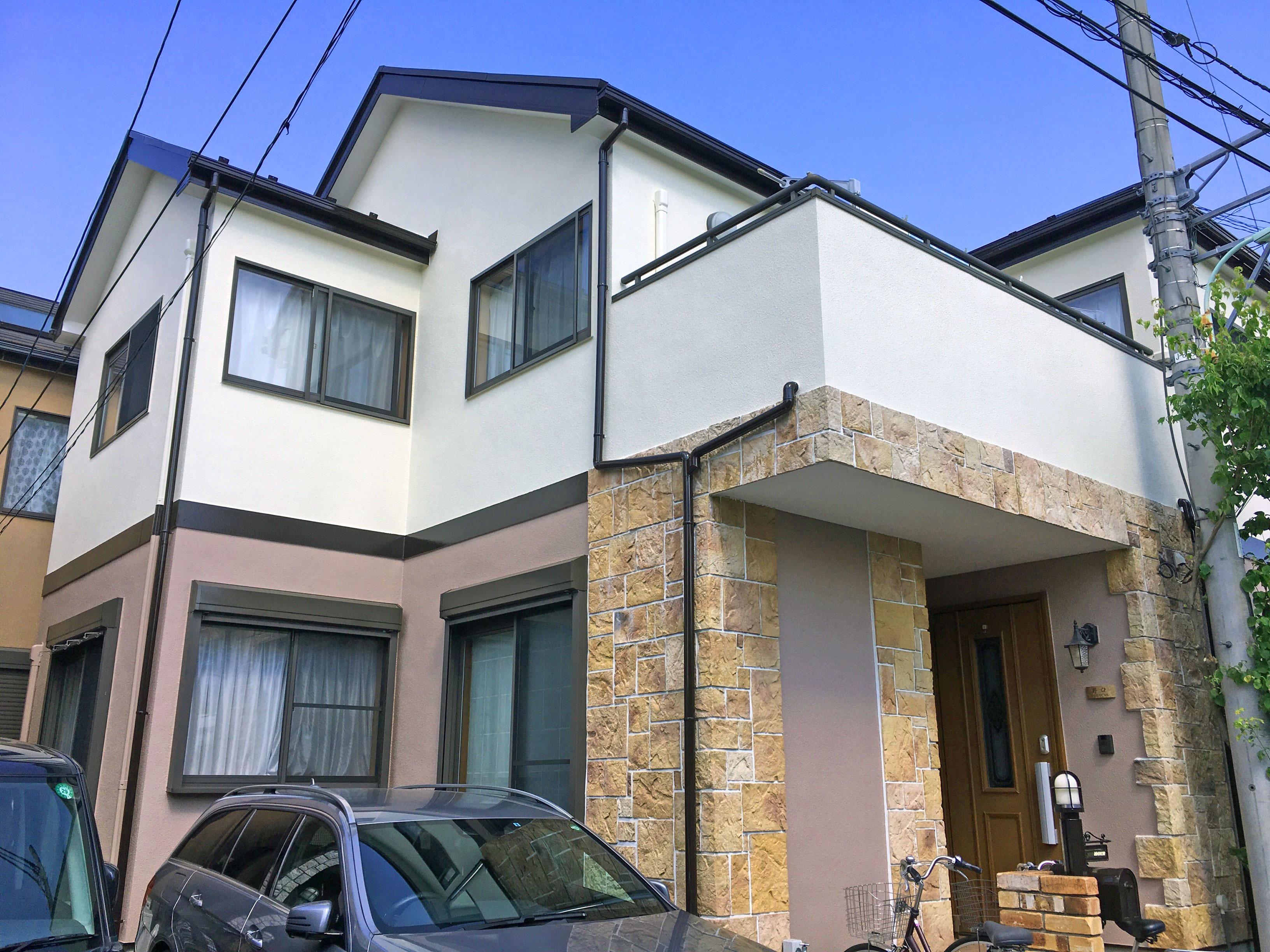 埼玉県 浦和区 屋根・外壁塗装 S様邸 | ケイナスホーム 埼玉 16