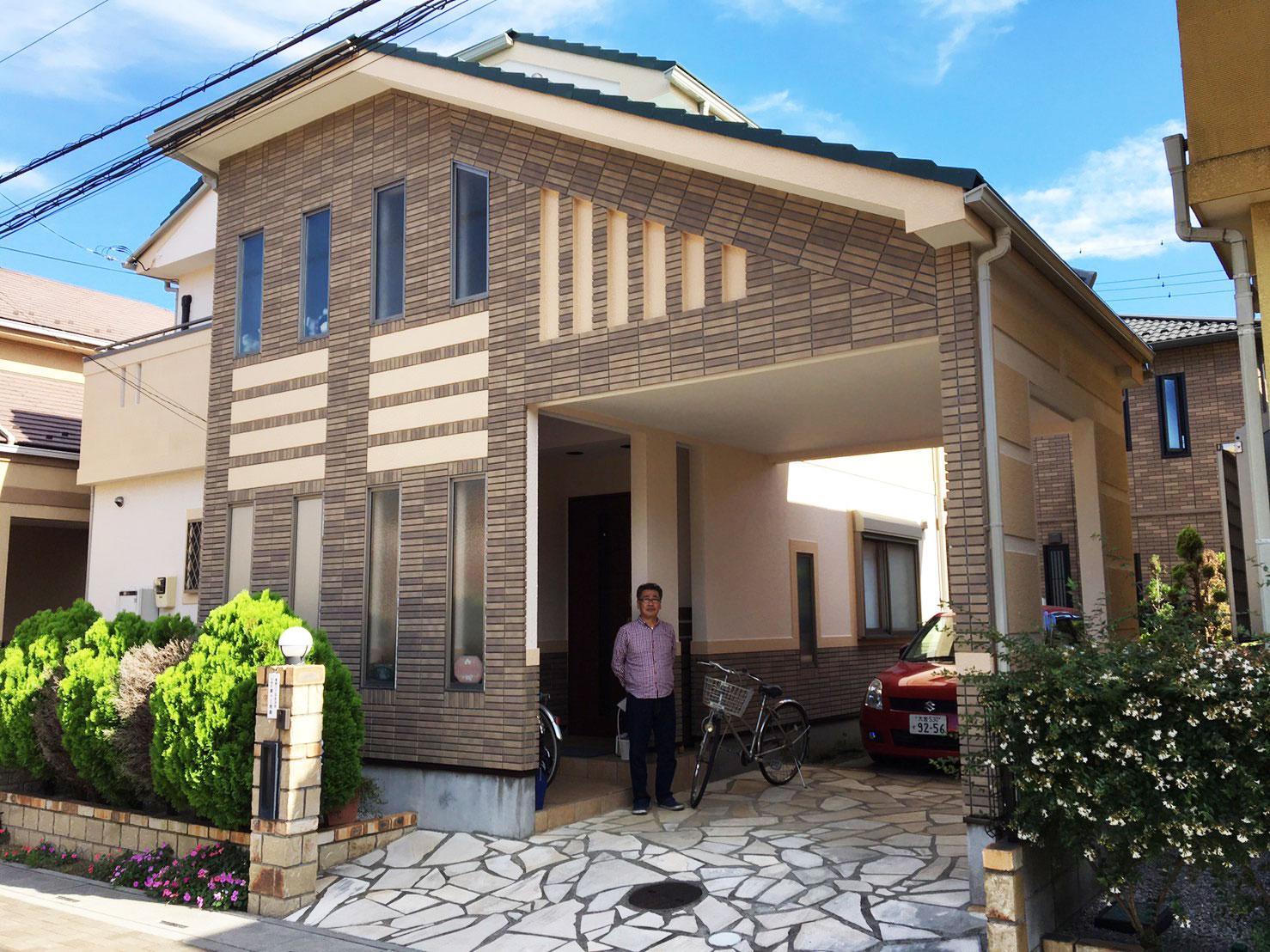 埼玉県 白岡市  屋根塗装・外壁塗装 M様邸 | ケイナスホーム 埼玉 7