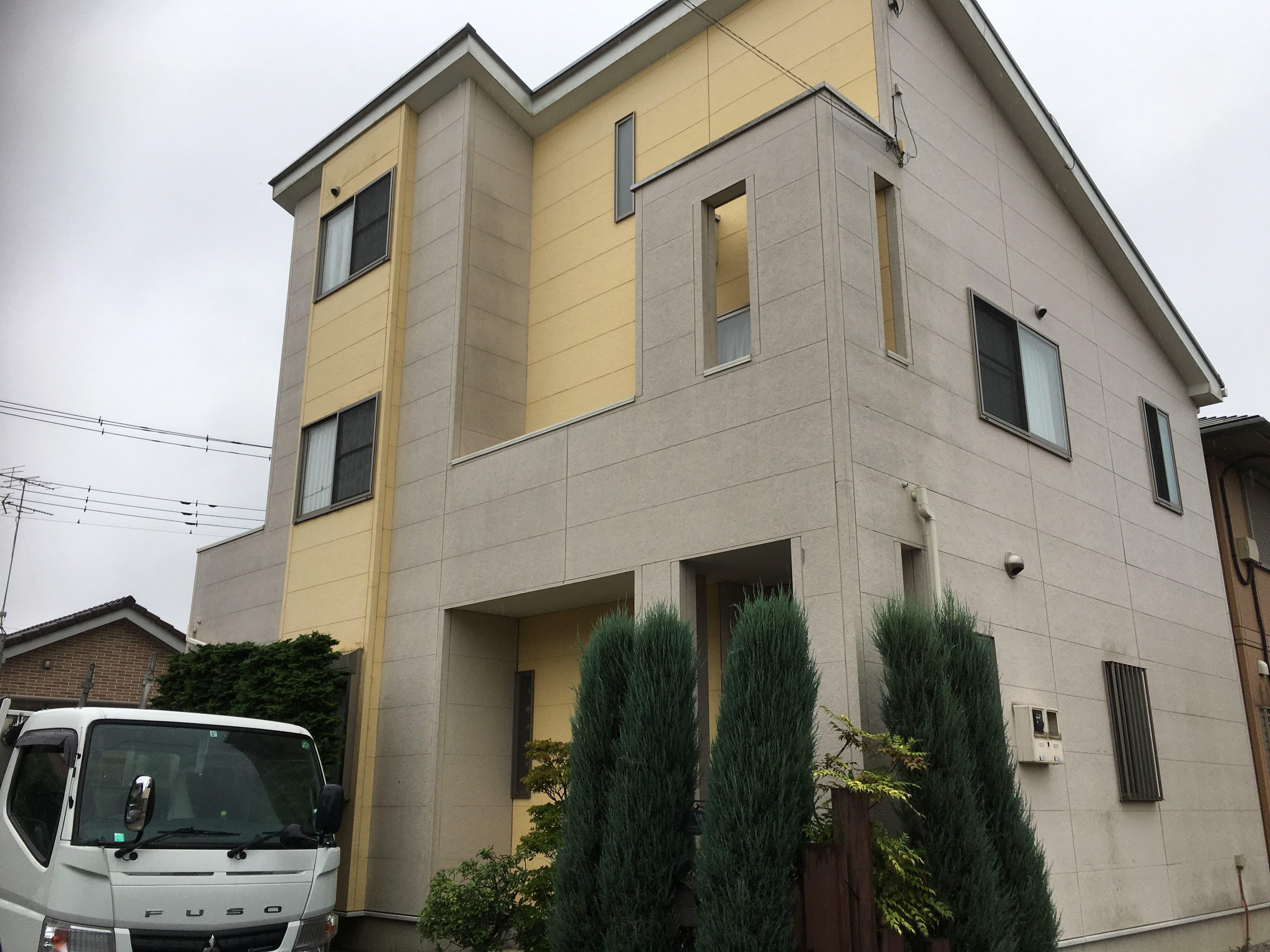 施工事例 埼玉 久喜市 屋根・外壁塗装 M様邸   外壁塗装 屋根 ...