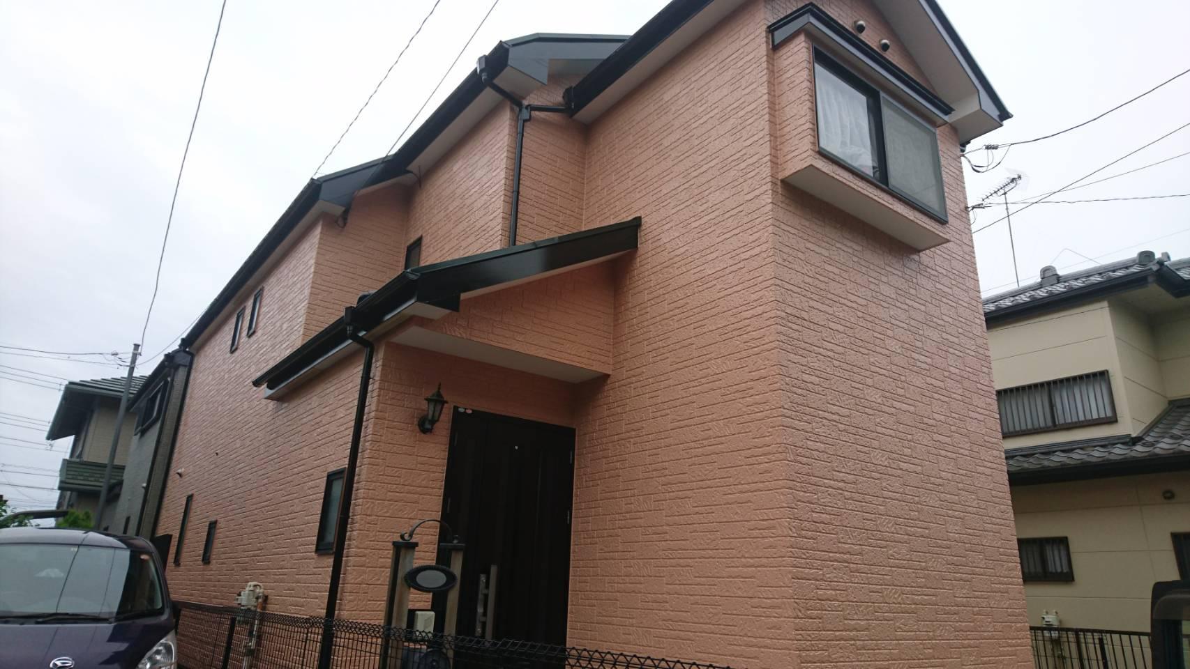 埼玉県 上尾市 外壁塗装 屋根塗装 O様邸 | ケイナスホーム 埼玉1