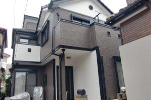 埼玉県 蓮田市 外壁塗装 屋根塗装 | ケイナスホーム 埼玉1