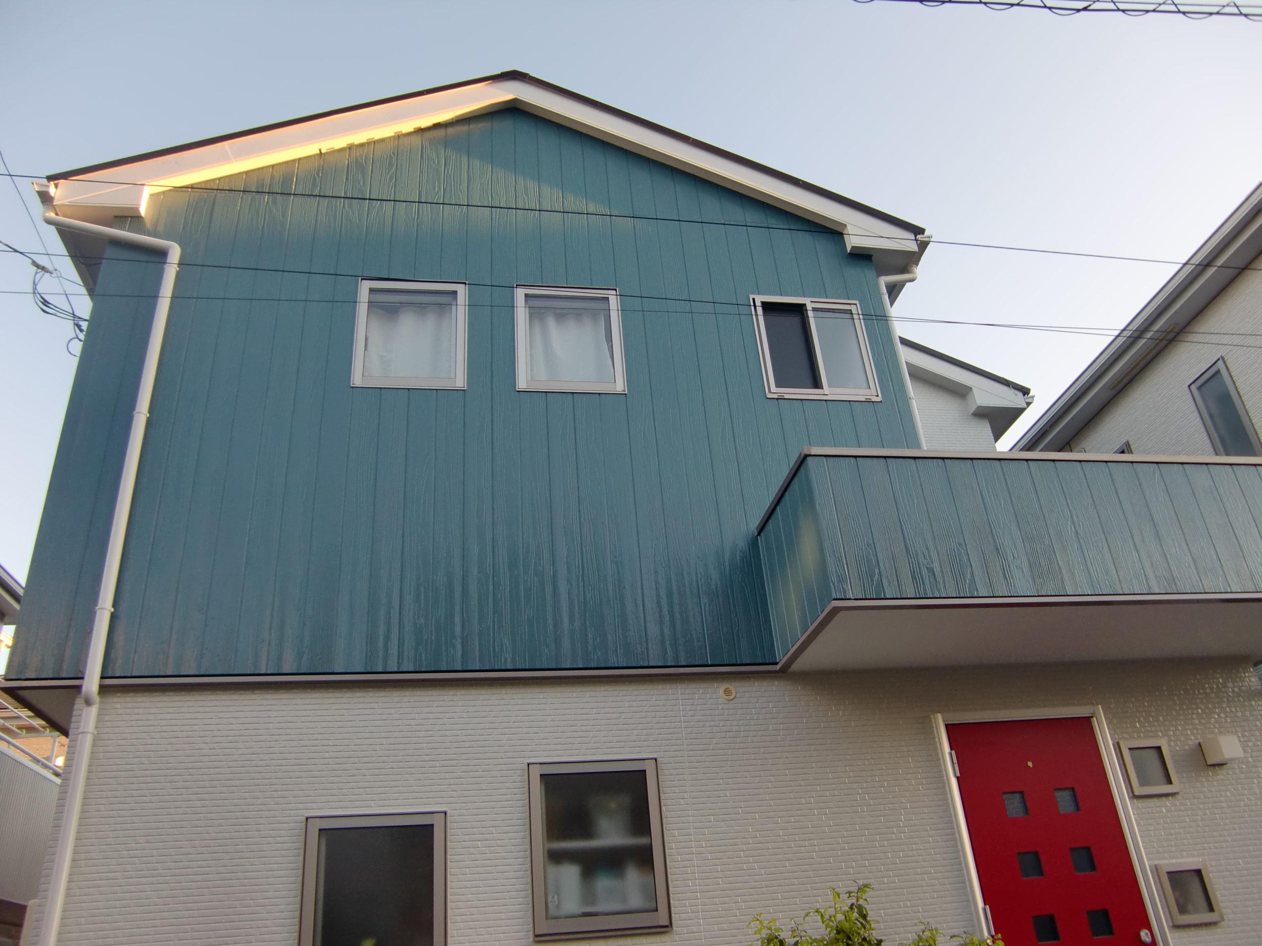 埼玉県 桶川市 外壁塗装 屋根塗装 N様邸   ケイナスホーム 埼玉 1