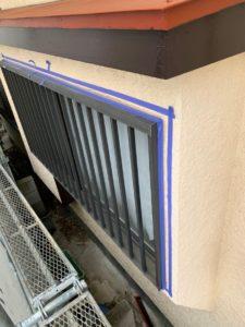 窓枠 コーキング 外壁塗装 屋根塗装 埼玉