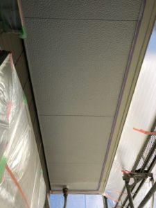 埼玉県 宮代町 外壁塗装 軒天塗装