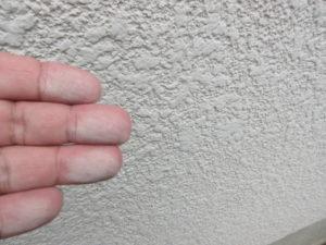 軒天 台風 火災保険 外壁塗装 屋根塗装 上塗り 中塗り 下塗り 3回塗 埼玉県 蓮田市 伊奈町 白岡市 北本市 久喜市 チョーキング