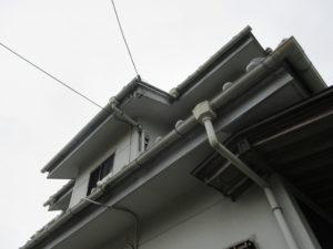 外壁塗装 施工前 埼玉県 久喜市 白岡市 蓮田 伊奈 外壁補修