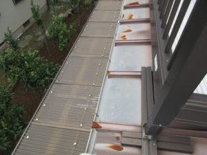 庇塗装 施工前 埼玉県 久喜市 白岡市 外壁塗装 蓮田市 伊奈町 外壁補修 付帯塗装