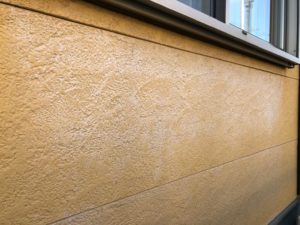 埼玉県 白岡市 外壁塗装 サイディング 窯業サイディング 横張りサイディング 経年劣化 色あせ