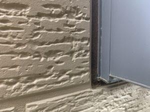 窓枠 コーキング 外壁 ヒビ 埼玉県 ケイナスホーム さいたま さいたま市 上尾市 蓮田市 白岡市