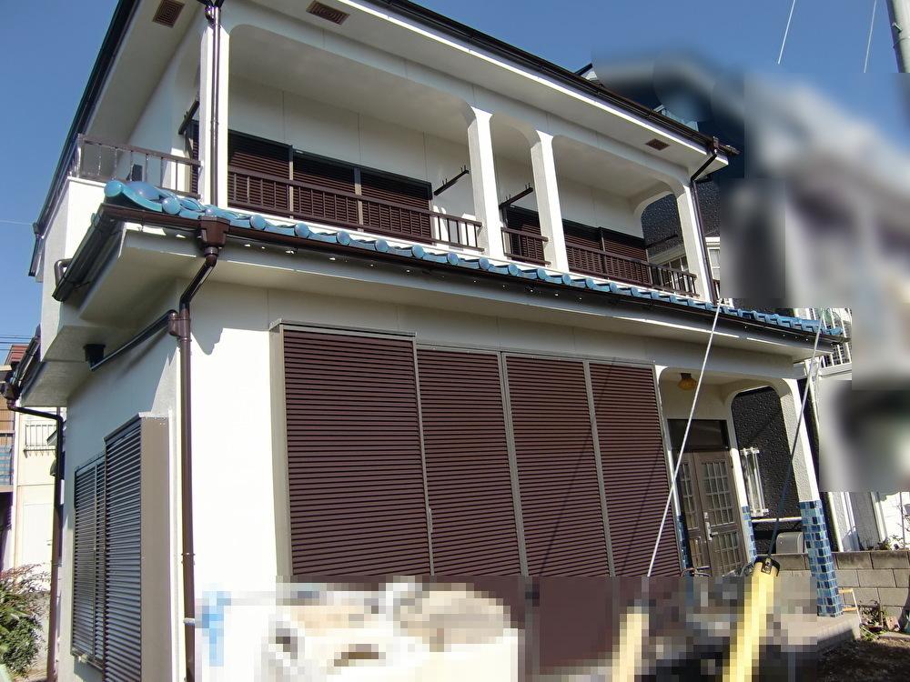 外壁塗装 埼玉県 蓮田市 久喜市 さいたま市 伊奈町