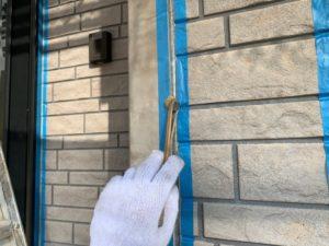 埼玉県 白岡市 外壁塗装 コーキング シーリング プライマー塗布 オートンイクシード