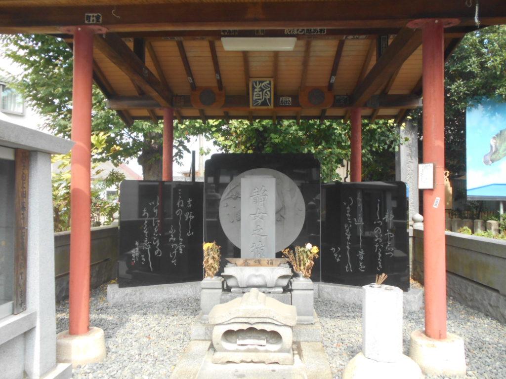 静御前の墓03