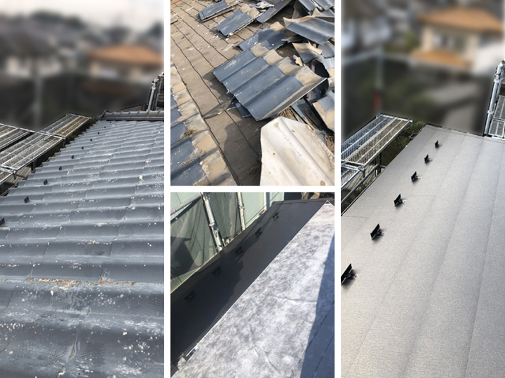 久喜市 屋根・外壁塗装工事34-04