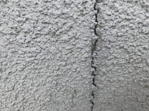 桶川市外壁塗装目地補修 現調1