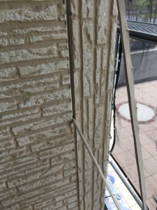 幸手市屋根外壁塗装 シーリング撤去