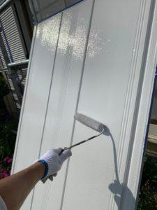 加須市屋根外壁塗装 雨戸塗装