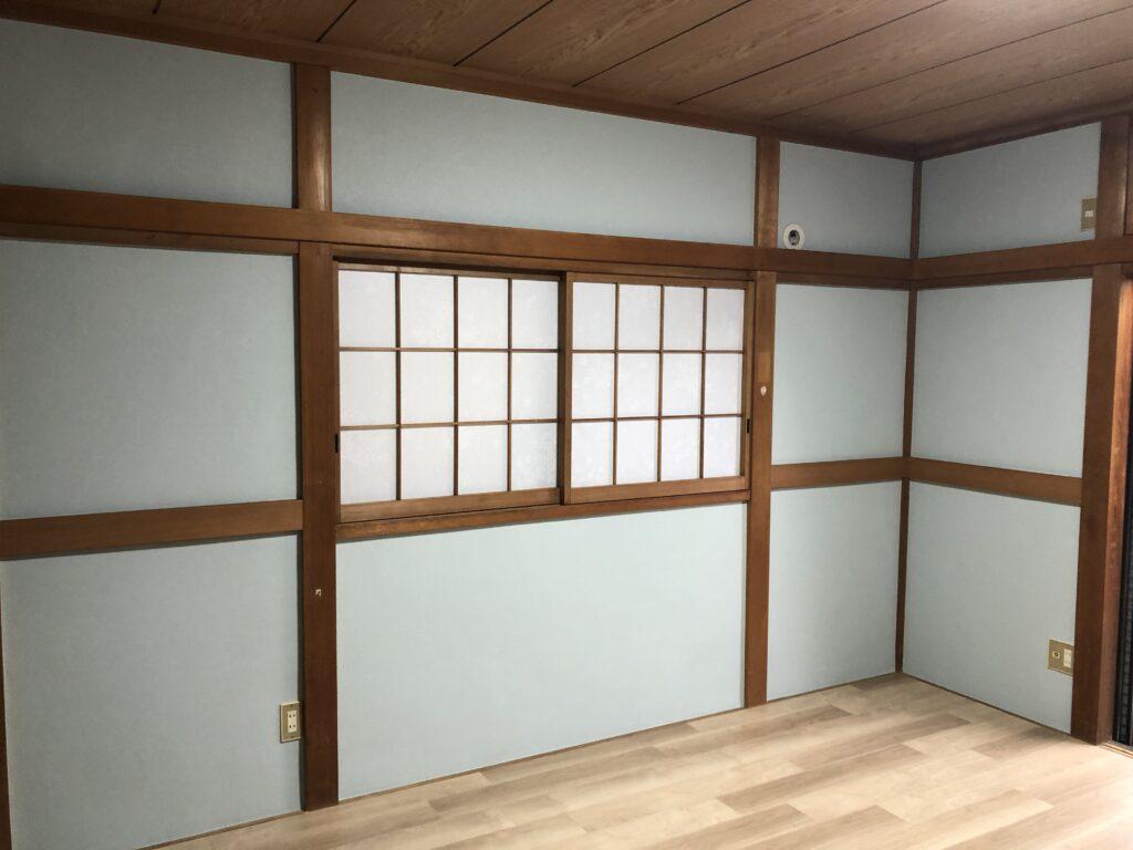 埼玉県 北本市 内装リフォーム 壁紙 クロス クロス張り替え クロス貼り替え クロス張替え クロス貼替え