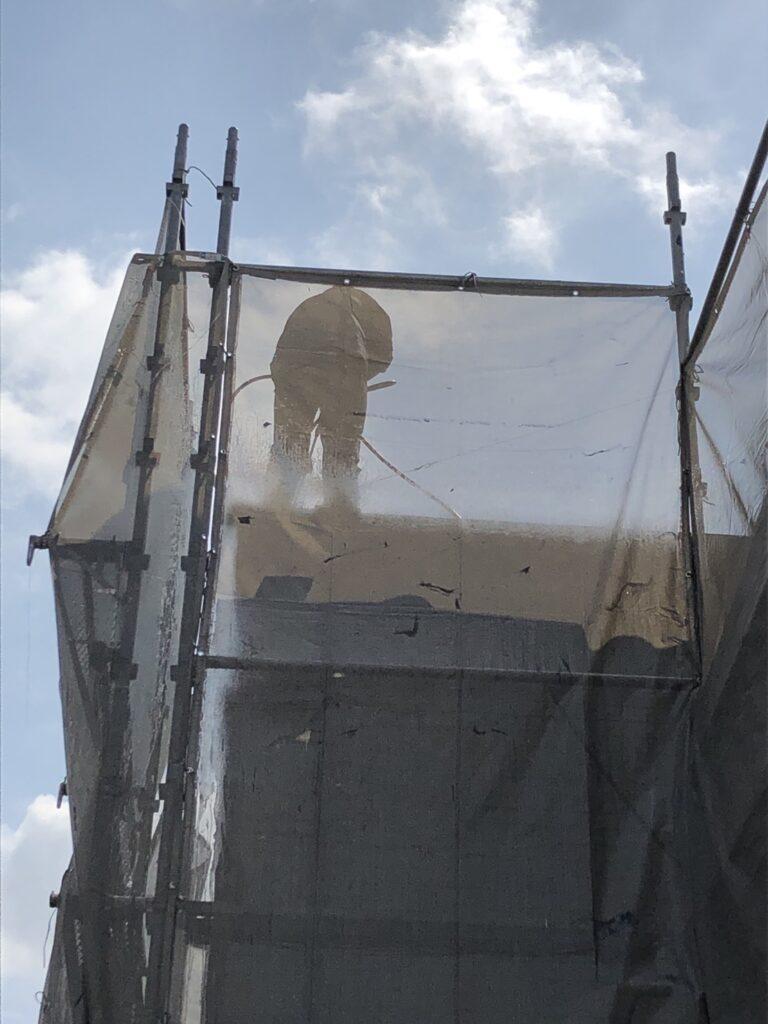 屋根洗浄 屋根塗装 屋根外壁塗装 塗装 外壁塗装 バイオ洗浄 埼玉県 上尾市