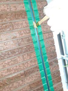 久喜市 外壁塗装 プライマー塗布
