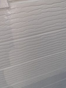 鴻巣市 外壁塗装 上塗り