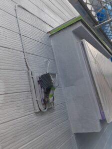 鴻巣市 外壁塗装 下塗り