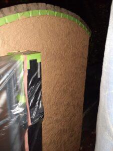 久喜市 塀塗装
