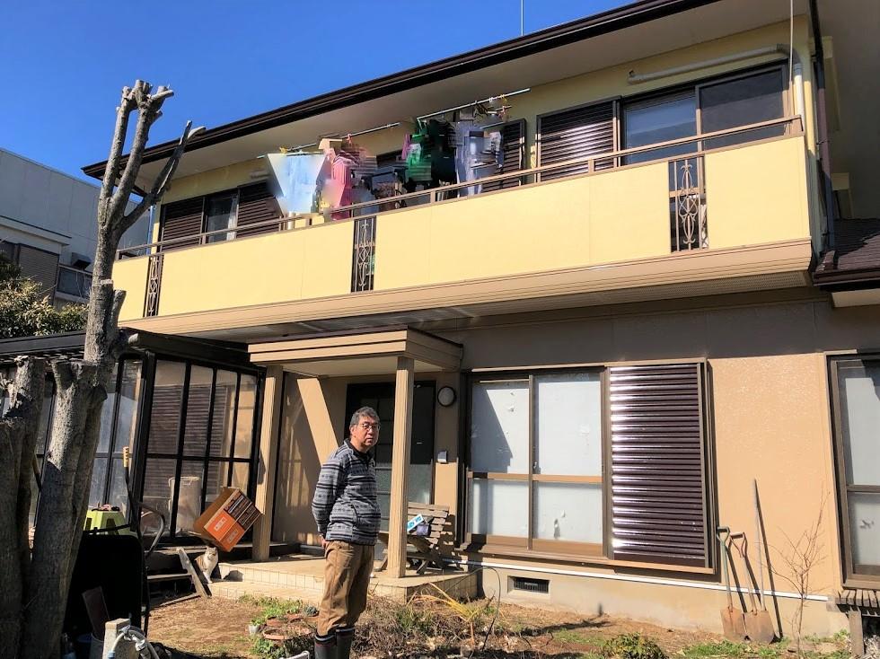 白岡市 外壁塗装 屋根塗装 施工後