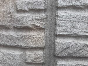 春日部市 外壁塗装 コーキング劣化