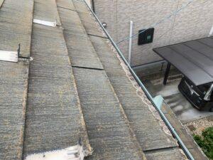 久喜市 屋根塗装 汚れ
