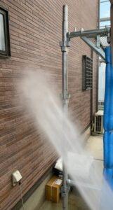 久喜市 外壁塗装 高圧洗浄