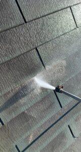 久喜市 屋根塗装 高圧洗浄