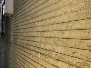 春日部市 外壁サイディング 塗膜の剥離