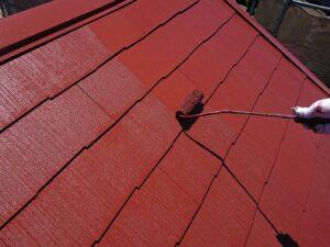 春日部市 屋根 上塗り