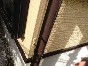 春日部市 付帯塗装 雨樋