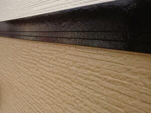 春日部市 付帯塗装 帯板